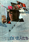 13 Jours en France 1968 poster Jean-Claude Killy Claude Lelouch