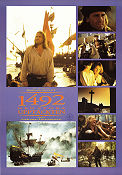 1492 Poster 70x100cm advance RO original