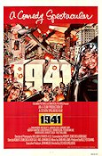 1941 Poster 68x102cm USA GD-FN original