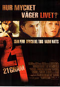 21 Grams 2003 poster Sean Penn