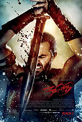 300 Rise of an Empire 2014 poster Sullivan Stapleton Noam Murro