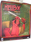 Hellboy Animated Sword of Storms IDT 2006 affisch