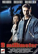 9 millimeter 1997 poster Paolo Roberto Peter Lindmark