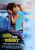 A Life Less Ordinary 1997 poster Ewan McGregor