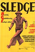 A Man Called Sledge Poster 70x100cm FN original