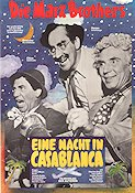 A Night in Casablanca Poster 64x85cm Germany FN original