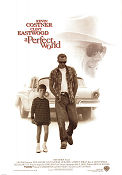 A Perfect World 1993 poster Kevin Costner
