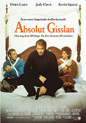 Absolut gisslan 1994 poster Denis Leary