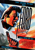 Adventures of Ford Fairlane Poster 70x100cm RO original