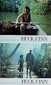 The Adventures of Huck Finn 1989 lobbykort Elijah Wood