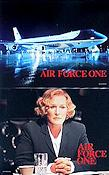 Air Force One 1997 lobbykort Harrison Ford Wolfgang Petersen