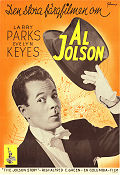 Al Jolson 1946 poster Larry Parks Alfred E Green