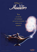 Aladdin Poster 70x100cm advance RO original