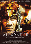 Alexander 2004 poster Colin Farrell Oliver Stone