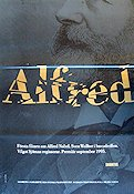 Alfred Poster 70x100cm advance NM original