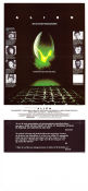 Alien Poster 30x70cm NM original