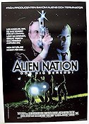 Alien Nation 1988 poster James Caan