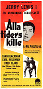Alla tiders kille 1960 poster Jerry Lewis