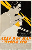 Allt man kan önska sig 1918 poster Kathlyn Williams Cecil B DeMille