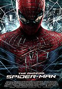 The Amazing Spider-Man 2012 poster Andrew Garfield