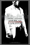 American Gangster 2007 poster Russell Crowe