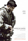 American Sniper 2014 poster Bradley Cooper Clint Eastwood