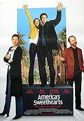 America's Sweethearts 2000 poster Julia Roberts