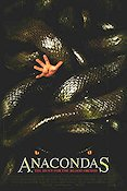 Anacondas: The Hunt for the Blood Orchid 2004 poster Johnny Messner