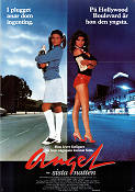 Angel sista natten 1984 poster Cliff Gorman Robert Vincent O´Neil