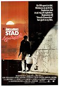 Änglarnas stad 1985 poster William Petersen William Friedkin