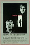 Another Woman 1988 poster Mia Farrow