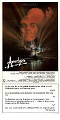 Apocalypse Now Poster 30x70cm NM original