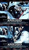 Apollo 13 1995 lobbykort Tom Hanks