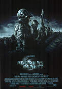 Apornas planet 2001 poster Mark Wahlberg Tim Burton