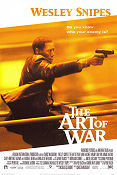The Art of War 2000 poster Wesley Snipes