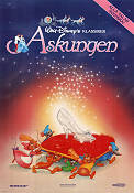 Askungen Poster 70x100cm advance RO original