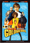 Austin Powers in Goldmember Poster 70x100cm RO original