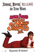 Austin Powers The Spy Who Shagged Me Poster 70x100cm advance RO original