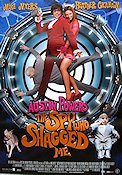 Austin Powers The Spy Who Shagged Me Poster 68x102cm USA RO original