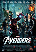 The Avengers 2012 poster Robert Downey Jr Joss Whedon