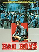 Bad Boys 1984 poster Sean Penn
