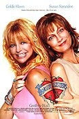 The Banger Sisters 2002 poster Goldie Hawn
