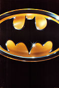 Batman Poster 68x102cm USA advance B RO original