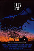 Bats 1999 poster Lou Diamond Phillips Louis Morneau
