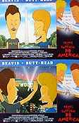 Beavis and Butt-Head do America Lobbykort USA 11x14 NM original