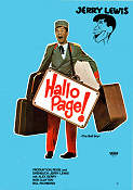 The Bellboy 1960 poster Jerry Lewis