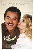Best Friends 1982 poster Goldie Hawn