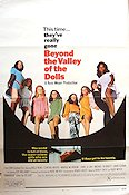 Beyond the Valley of the Dolls 1970 poster Dolly Read Russ Meyer