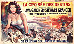 Bhowami Junction 1956 poster Ava Gardner George Cukor