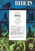 Bibeln 1966 poster Richard Harris John Huston
